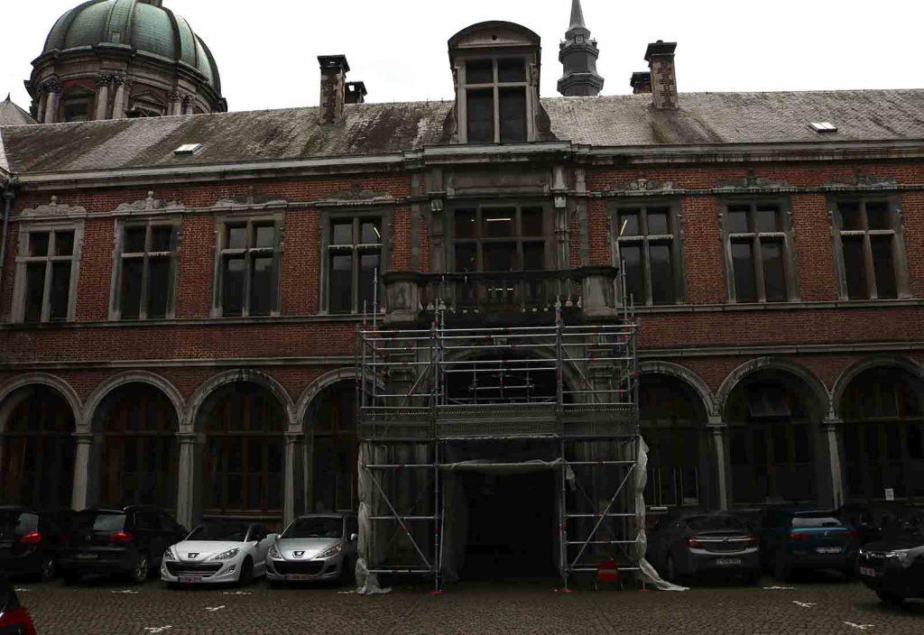 Palais de justice de Namur
