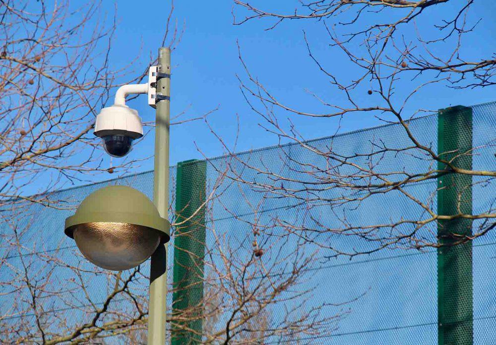 Des caméras de sécurité autour du centre fermé de Vottem