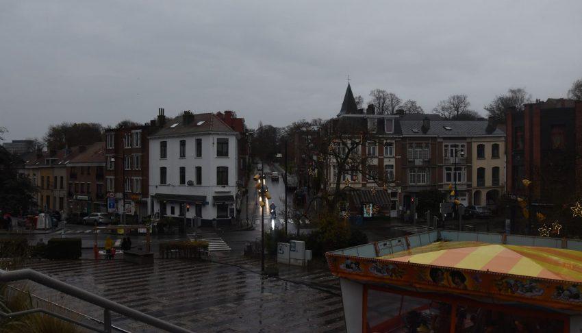 La rénovation de la place Keym, un enjeu majeur des communales à Watermael-Boitsfort/ Cyril Wintjens